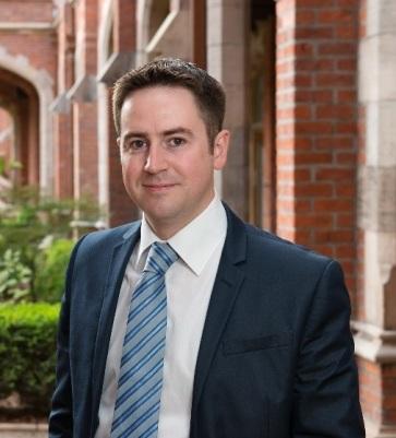 Professor Brendan Gilmore. Queen's University Belfast