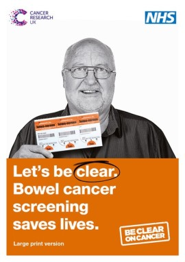 NHS bowel cancer screening