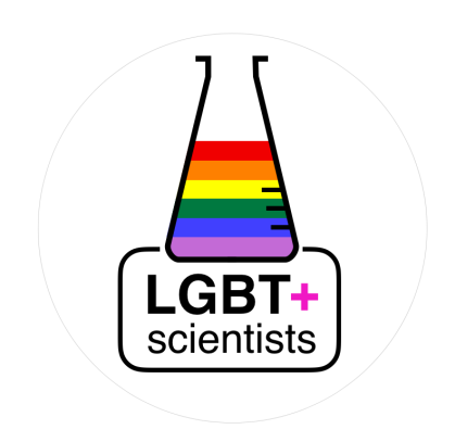 LGBT+Scientists logo