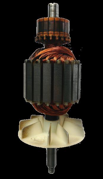 A modern electric motor