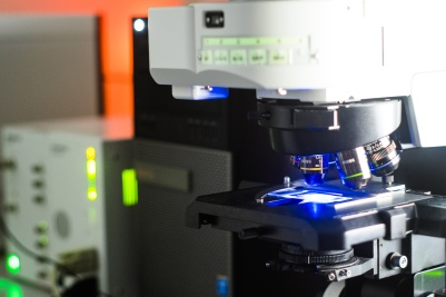 DSCF2799 - Fluorescence Microscope